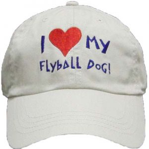 i_love_my_flyball_dog_cap