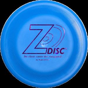 Z-Disc-Blue